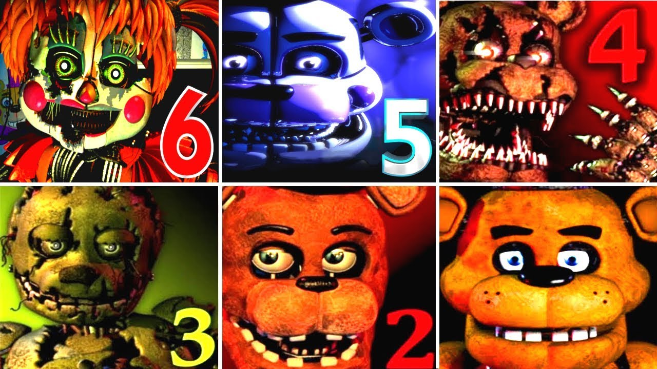 Fnaf 4 download full game | FNaF 2 Download PC Game Updated