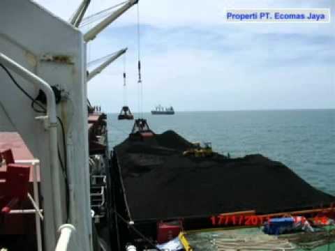 Vessel Coal Loading