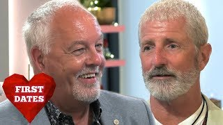 Paul Hollywood Lookalike Is Hoping To Bake A Romance | First Dates