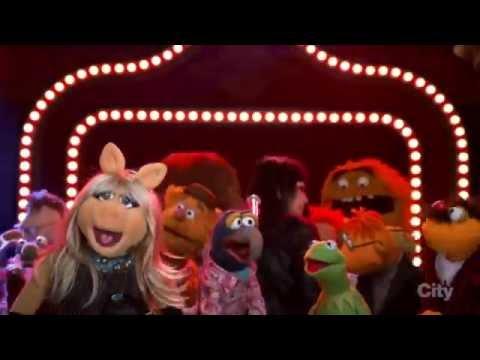 Joan Jett - The Muppets 2016