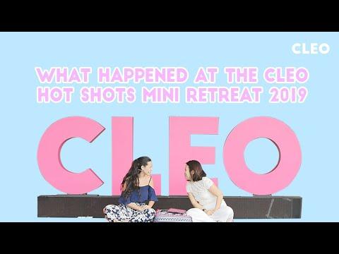 Take A Peek At The CLEO Hot Shots 2019 Mini Retreat | Events | CLEO Malaysia
