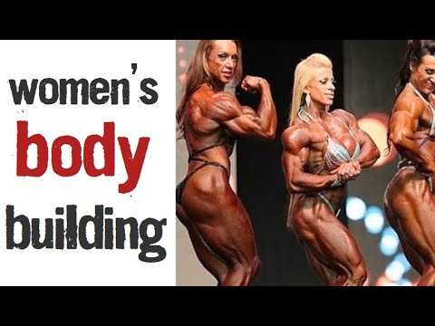 Women's Pro Bodybuilding - Getting Ready for the IFBB Tampa Pro Women Bodybuilding