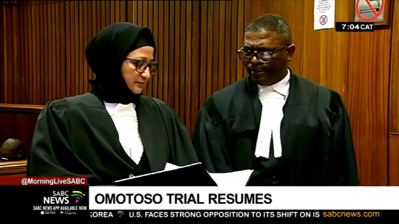 Omotoso trial resumes - YouTube