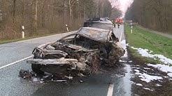 Pinneberg: Zwei Tote nach schwerem Verkehrsunfall