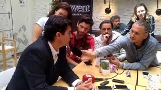 """Video: Urtubey """"hay rechazo a Macri y a Cristina"""""""