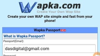 Video Wapka.Mobi ଵ୍ଏପସା ଇଟ୍ କେମିତି  Verify କରିବା ଓଡିଆରେ । Who to verify Wapka.mobi site download MP3, 3GP, MP4, WEBM, AVI, FLV Desember 2017