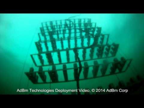 AdBm Technologies Underwater Deployment