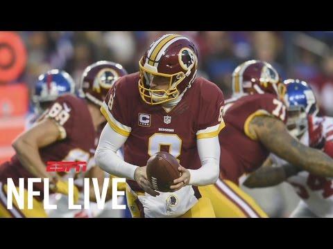 Kirk Cousins Interview On NFL Live | NFL Live