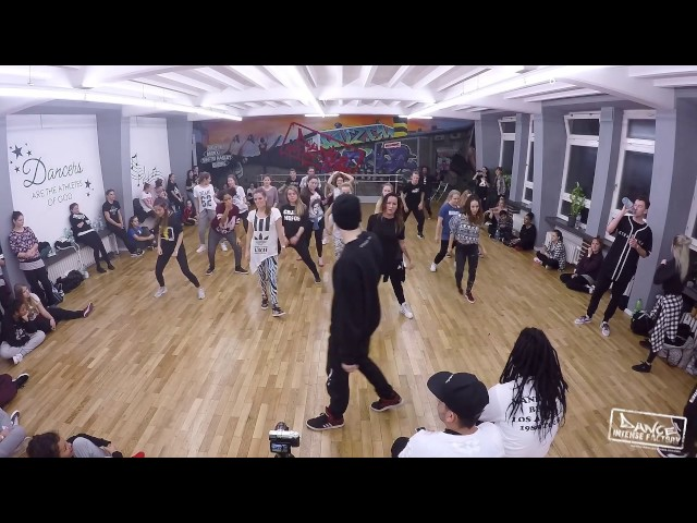 Open Training Day 2016 Hip Hop Female