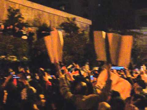 Egyptian Embassy in  Amman 11 FEB by BO.wmv