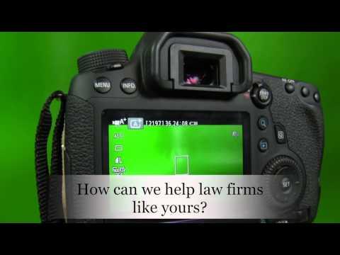 Law Firm Video Legal Marketing Strategies