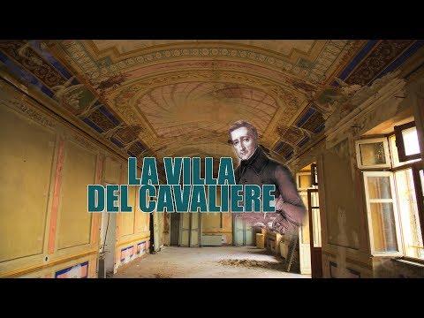 La villa del Cavaliere abbandonata (Torino)