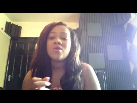 Cherelle Basquine cover to heard it all before