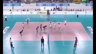 วอลเลย์บอลหญิงไทย vs จีน set 4/4 AVC CUP 2012