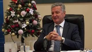 Božićno novogodišnji intervju s gradonačelnikom