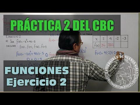 FUNCIONES - PRACTICA 2 DEL CBC - EJERCICIO 2