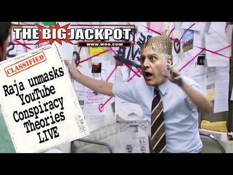 Mind Blowing YouTube Slot Conspiracy Theories | The Big Jackpot