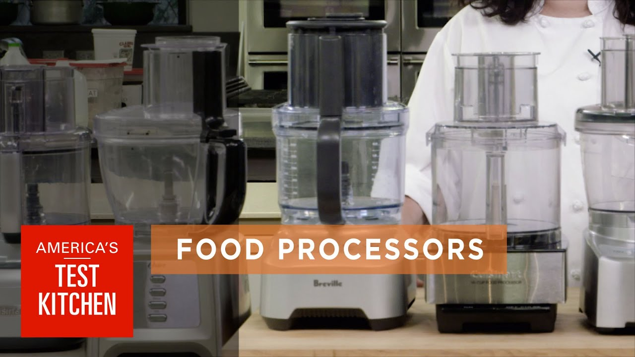 equipment review best food processors our testing winner youtube