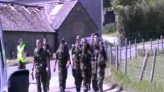 1159 Sqn - Spitfire Walk