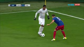 CSKA Moskova 1-4 Manchester United   UEFA Şampiyonlar Ligi A Grubu Maç Özeti