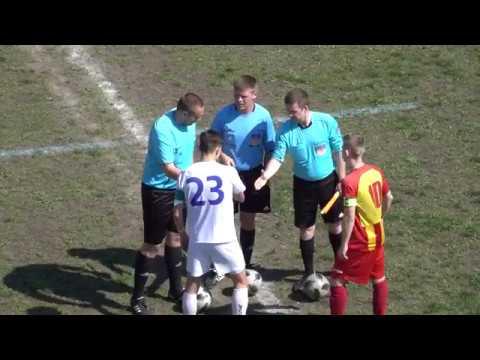 ДЮСШ-11 Черноморец 2002 (Одесса) 0:2 ФК Звезда 2002 (Кропивницкий) 1 тайм