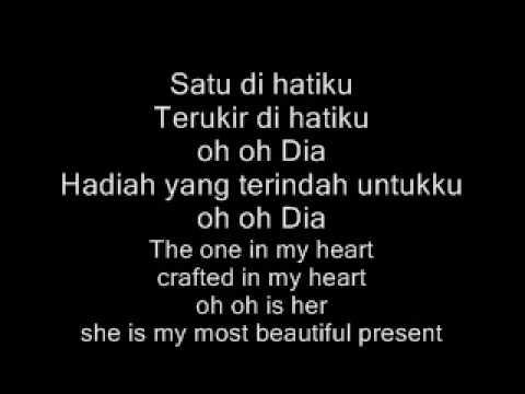 Great Original Indonesian Music Andi: Dia