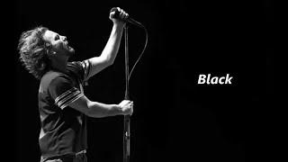 Gambar cover Pearl Jam - Black MP3