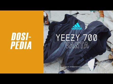 [DOSI-PEDIA] Yeezy 700 Vanta đáng giá sở hữu trong tủ giày
