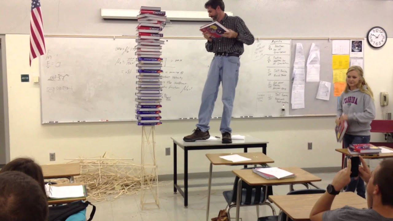 Physics Tower Project