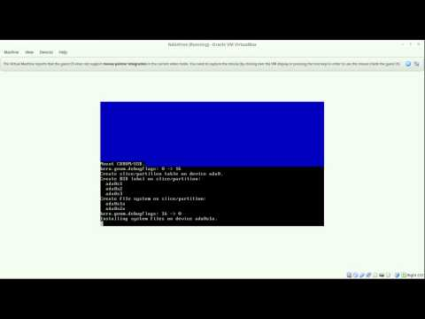 How to Config FTP in NAS4Free | FunnyCat TV