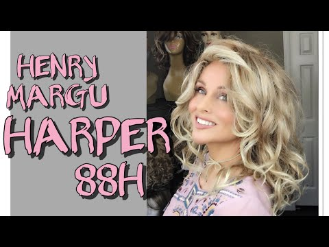 Henry Margu HARPER in 88H blonde ~ Comparisons & STYLING!