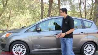 2013 Ford C Max Hybrid Review Youtube