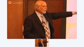 2012 Burnett Lecture Part 2 ADHD, Self-Regulation and Executive Functioning  Theory