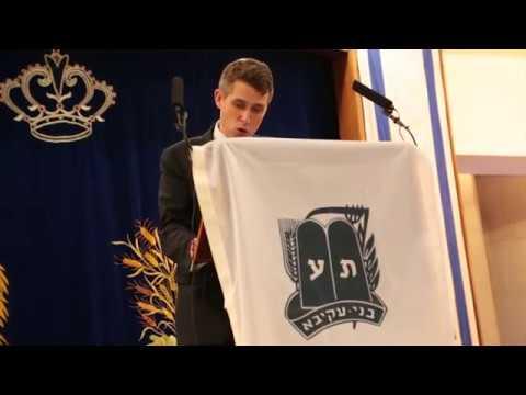 Yom Ha'atzmaut 5778 - Israel70 Gavin Williamson MP