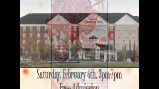 The It's Love Indulge Event
