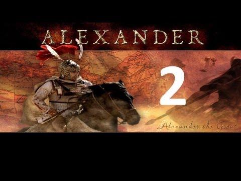 ALEXANDER TOTAL WAR - 2. Филипп 2