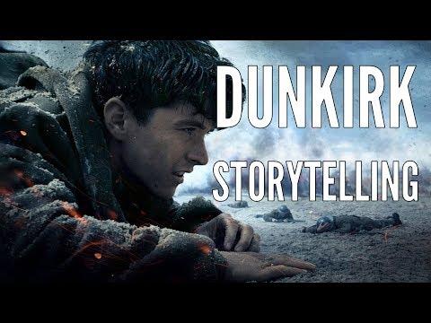 Dunkirk - Christopher Nolan's Storytelling