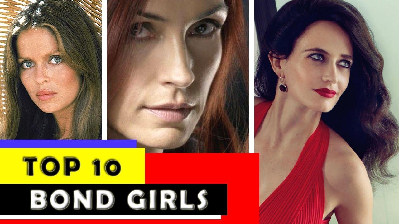 Bond girls top All James