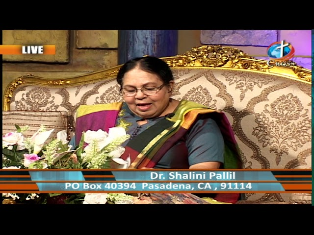 The Light of the Nations  Rev. Dr. Shalini Pallil 06-25-2019