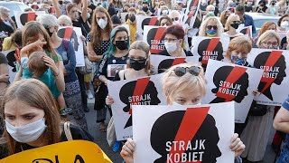 Istanbul Convention: Poland's plan to quit domestic violence treaty causes concern