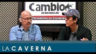 La Caverna con Sergio Monreal Vázquez