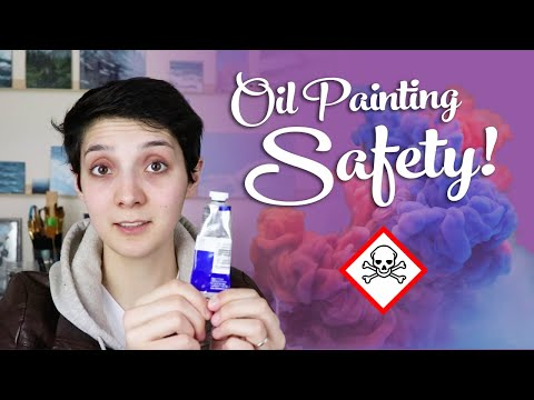 Oil Painting Safety