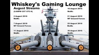 UrPeaceKeeper Gone Live! - World of Warships Live Stream #048