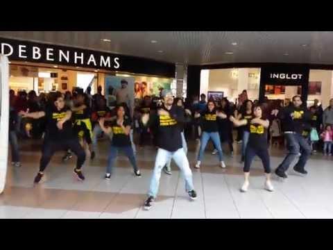 Bollywood Flashmob Dance Blanchardstown Shopping Centre Dublin