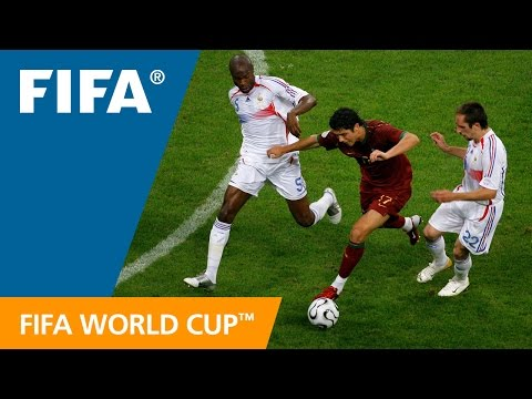 World Cup Highlights: Portugal - France, Germany 2006