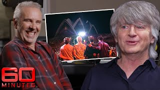 Crowded House reunited: the incredible story behind the bands reunion | 60 Minutes Australia
