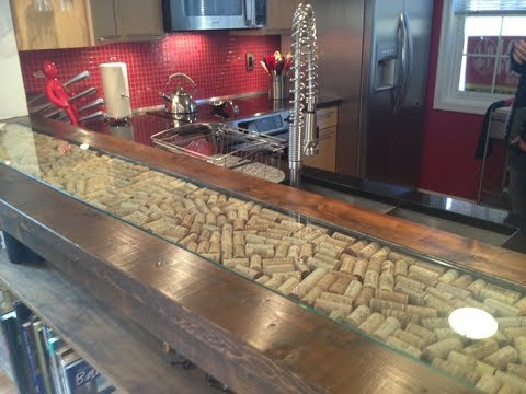 Essential Cork Countertops