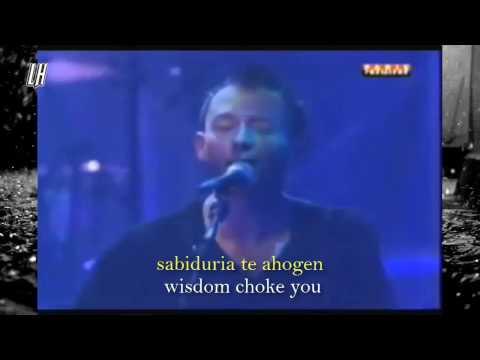 Radiohead Exit Music Subtitulada en Español + Lyrics