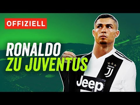 Offiziell: Cristiano Ronaldo wechselt zu Juventus Turin! Real Madrid Transfer Reaktion