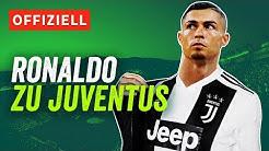 Offiziell: Cristiano Ronaldo wechselt zu Juventus Turin! Real Madrid Transfer Reaktion